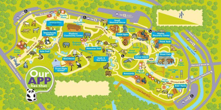 DC Zoo Tourist Guide - http://www.epictourist.com/dc-zoo-tourist-guide/
