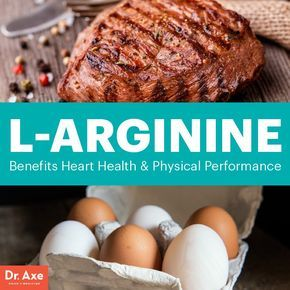 L-arginine - Dr. Axe