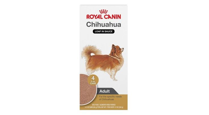 Royal Canin Breed Health Nutrition Chihuahua Loaf In Sauce Dog Food (Pack of 4/1), 3 oz -- Want to know more, click on the image. (This is an affiliate link and I receive a commission for the sales)