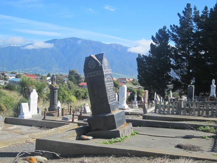 Kaikoura Cemetery