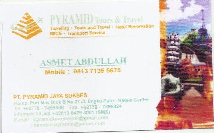 PT. Pyramid Jaya Sukses