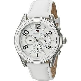 Tommy Hilfiger Laether Chronograph Ladies Watch 1781648