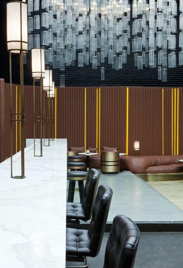 best 25 cafe bar ideas on pinterest cafe interiors cafe interior and coffee shop design. Black Bedroom Furniture Sets. Home Design Ideas