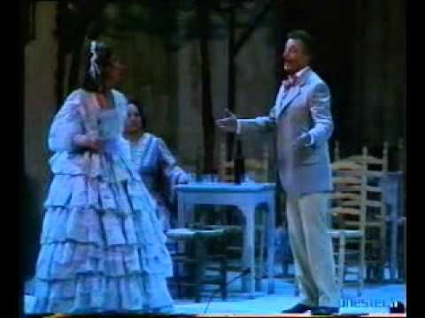 """La del Manojo de Rosas"" Zarzuela.Segunda Parte - YouTube"