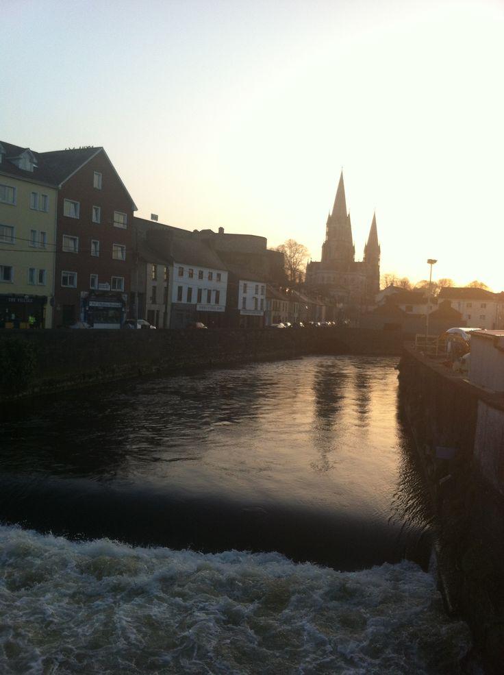 St finbarrs Cathedral Cork city