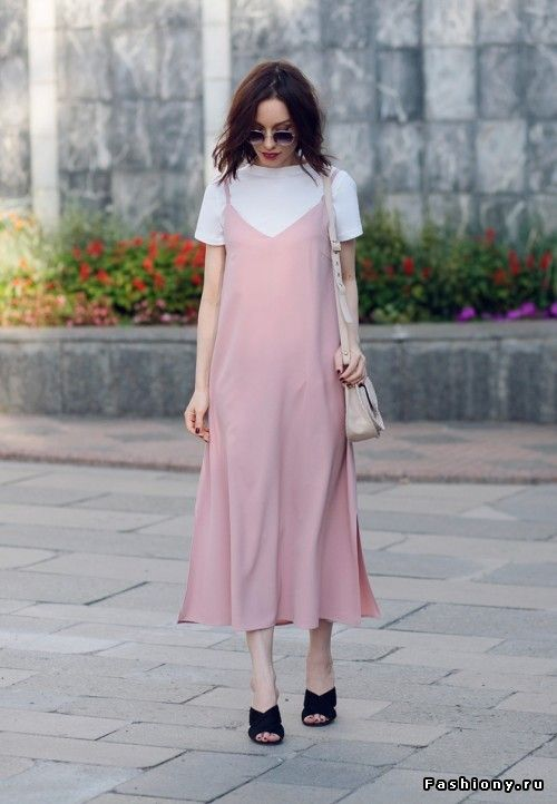 Крайние новости из модных блогов – платья