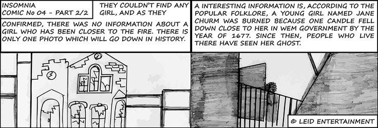 Insomnia - Comic No 04 - Part 2/3