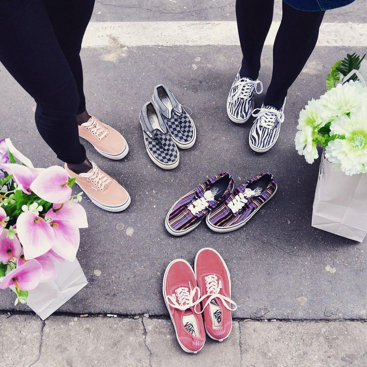Put on your red shoes and dance the blues  szputnyikshop szputnyik budapest vans shoes vansoffthewall extraordinary selection streetstyle red authentic zebra peach checkered slipon tribal flowers streets stepbystep