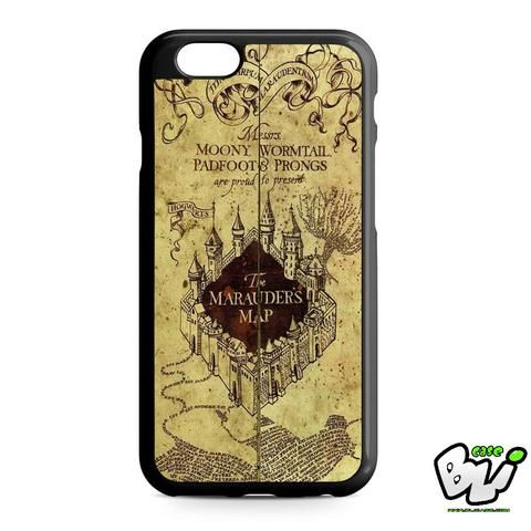 The Marauders Map iPhone 6   iPhone 6S Case