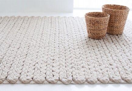 Trenzas carpet