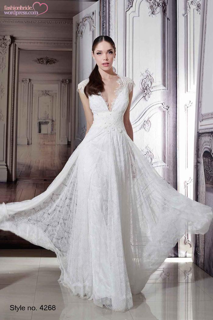 Cute wedding dresses bridal pnina