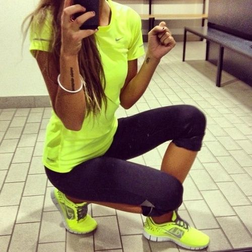 Fit Ladies Who Work Out And Have: Stylish Work Clothes For Women