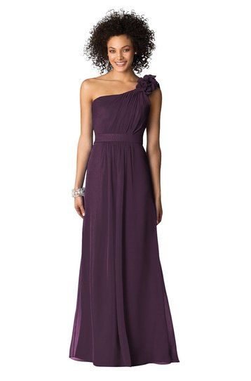 Matron of Honor - After Six $230 - Aubergine