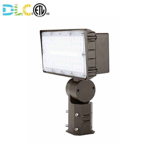 100 Watt Led Outdoor Flood Light Slipfitter Mount Fixture Ip66 Daylight In 2020 Led Outdoor Flood Lights Outdoor Flood Lights Flood Lights