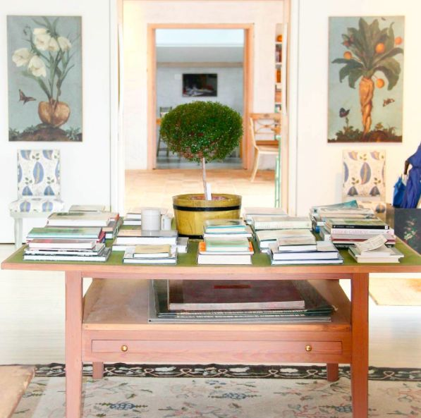 OAK SPRING - Mark D. Sikes: Chic People, Glamorous Places, Stylish Things
