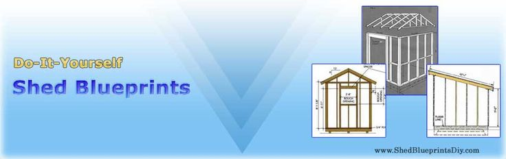 SHED BLUEPRINTS 12X16  Free Shed Building Plans for a 1216 Shed