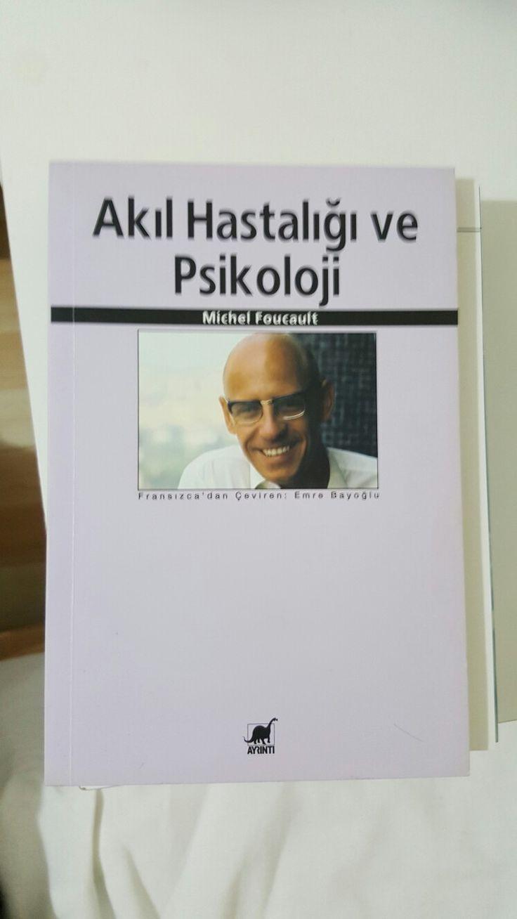 Akıl Hastalığı ve Psikoloji Michael Foucault Ayrıntı Yayınları