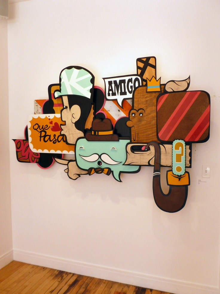 """""""Assemble"""" Group Show May 2012 with Alex Yanes #alexyanes #verticalgallery"""