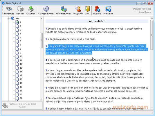 Descargar Biblia Digital (2.0.0.0) - Gratis