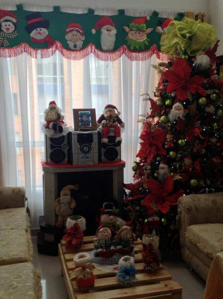 Cenefa navidad