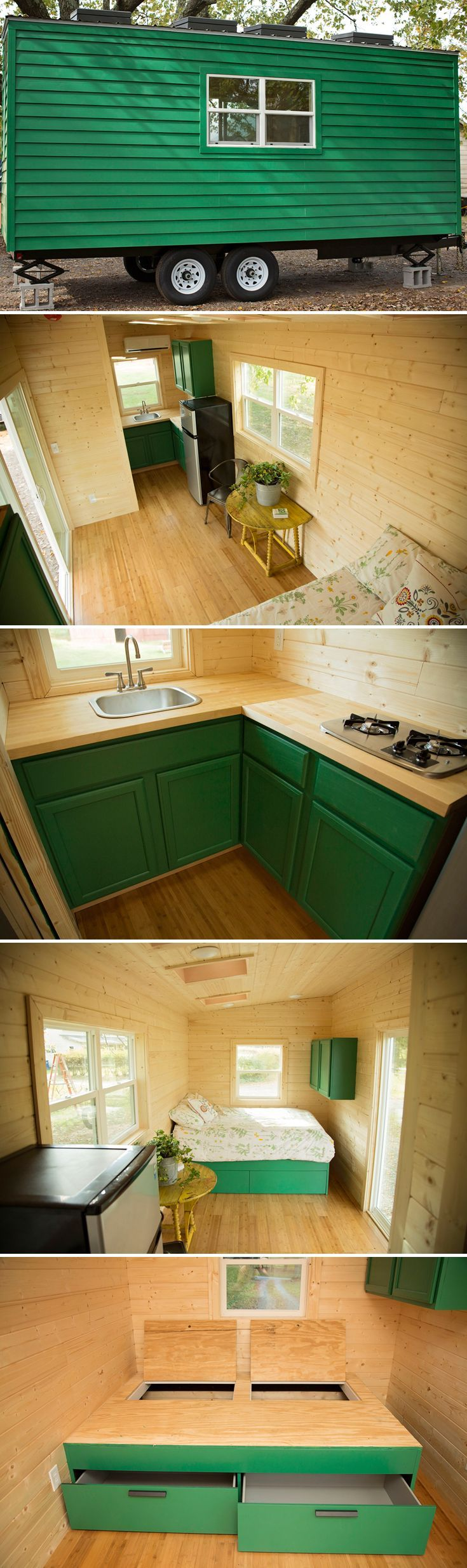Best 25 House on wheels ideas on Pinterest Tiny house on wheels