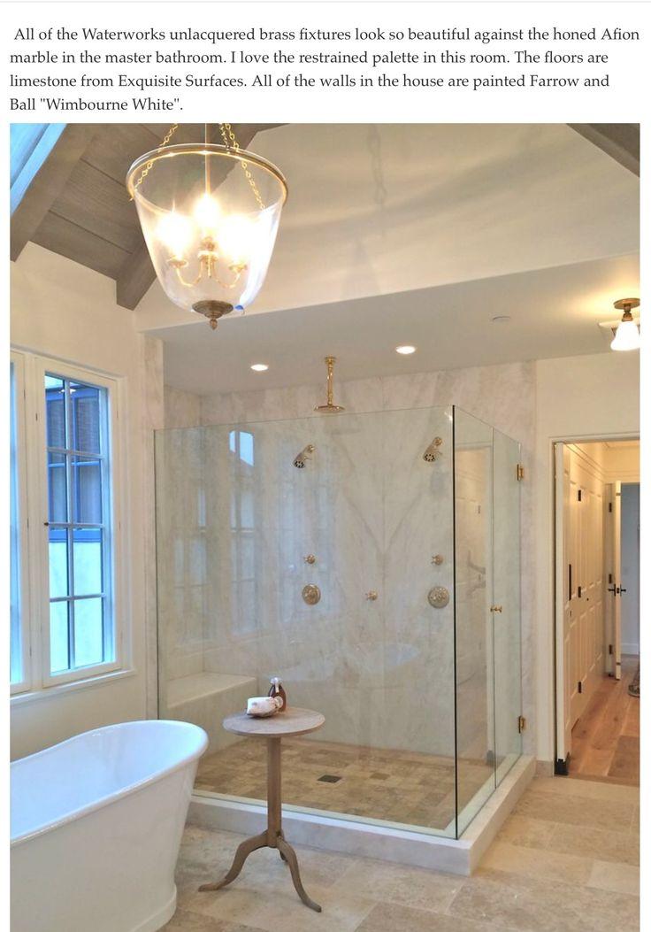 Country French Bath Bathing Bathroom Powder Room Bathtub Tub