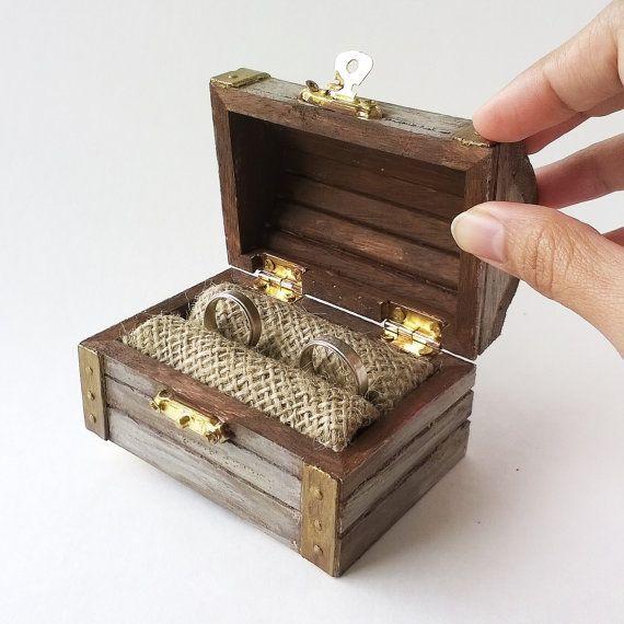 14 best ring bearer box images on pinterest ring bearer box intro price khaki treasure chest ring bearer rustic ring bearer box treasure chest ring junglespirit Image collections
