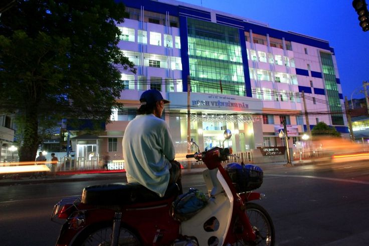 How Vietnam is making its hospitals greener and safer