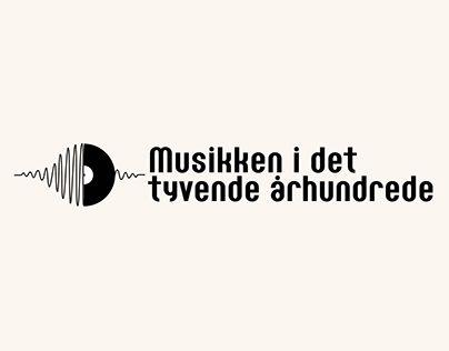 """Check out new work on my @Behance portfolio: """"Musikken i det tyvende århundrede"""" http://on.be.net/1MkPqdG"""