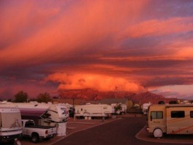 Meridian RV Resort Apache Junction Az