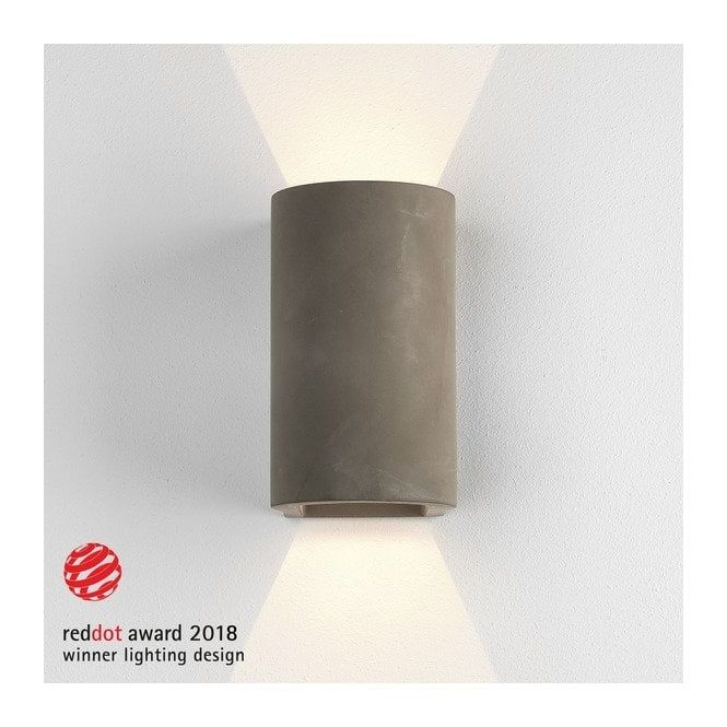 Astro Lighting 1384020 Dunbar 160 Led Outdoor Wall Fitting In