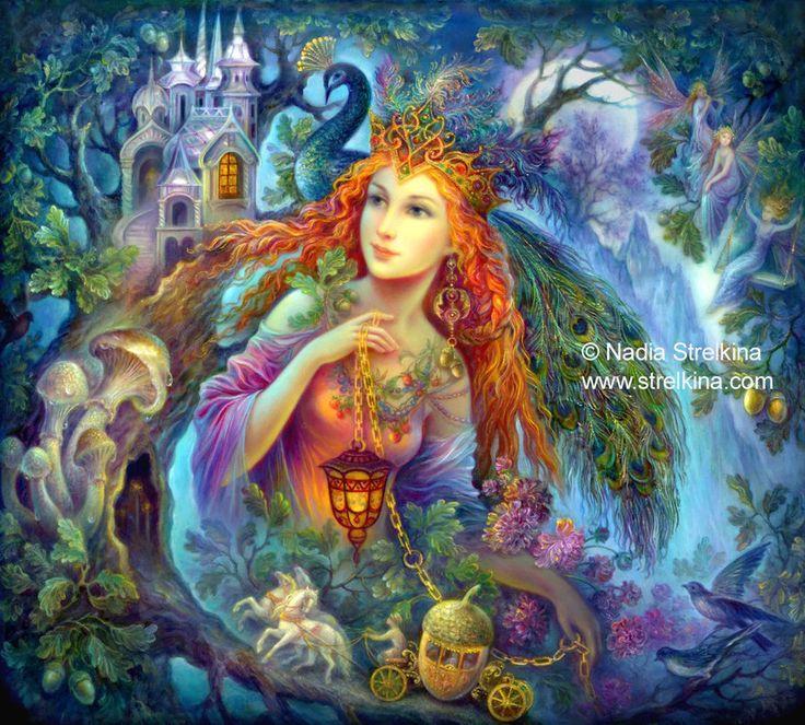 Faery by Fantasy-fairy-angel.deviantart.com on @deviantART ...