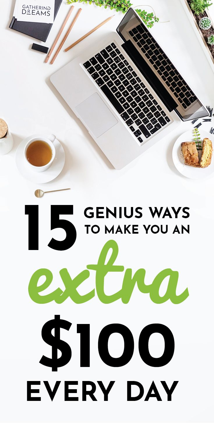 Make extra money fast, when you need it the most. Here you can find the best 15 ways to make extra money, the easy way. No matter what your skills are, you can find something that will work for you! Make Extra Money / Make Money from Home / Paid Online Surveys / Surveys for Cash / Side Hustles