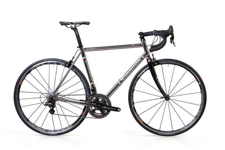 Steel bike frame x-fire - Tommasini Bikes