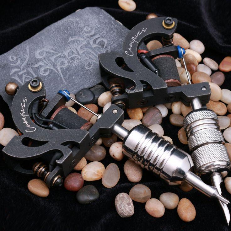 2 PCS Compass Tattoo Machine Victoria Liner Sevilla Shader [WQ2067+WQ2067-1+2*WS124(1 DHL)] - US$285.00 : Dragonhawk tattoo supplies, tattoo kits,tattoo machines for sale global form tattoodiy.com