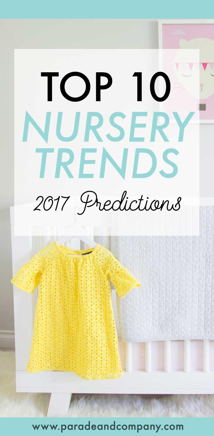13 new nursery trends - photo #31