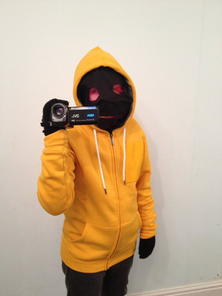 Hoodie cosplay creepypasta  C o s p l a y  Pinterest  Cosplay, Artisan and Halloween