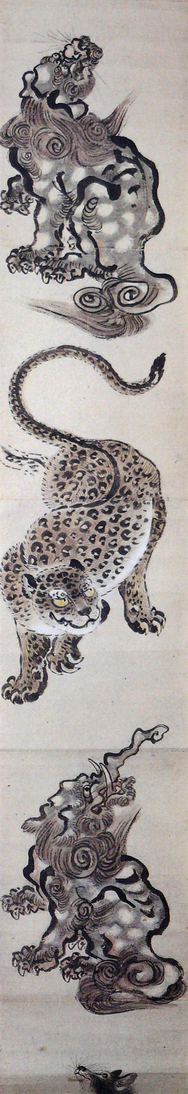 Kawanabe Kyosai 1878