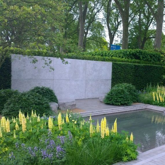 17 best images about stadstuinen on pinterest gardens for Jardin 17 luis barragan