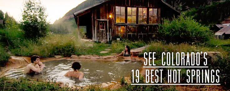 See Colorado's 19 Best Hot Springs | Colorado Summer Vacations | Colorado.com
