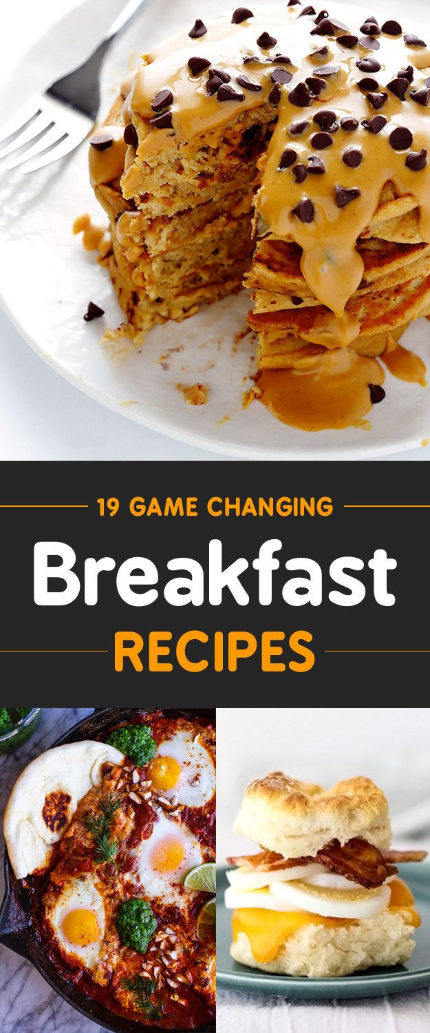 19 Breakfasts That Changed The Game In 2015