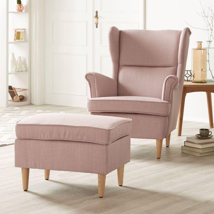 die besten 25 ohrensessel ideen auf pinterest vintage. Black Bedroom Furniture Sets. Home Design Ideas