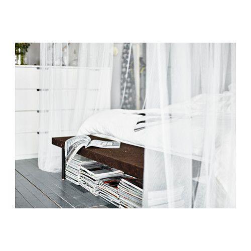 Die besten 25+ Ikea nordli bett Ideen auf Pinterest Ikea - schlafzimmer landhausstil ikea