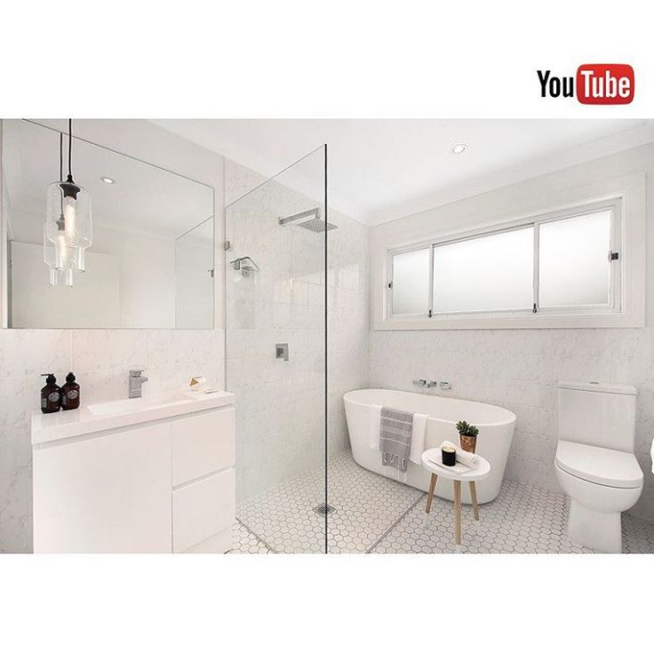 """""""We loved the tiles in our last #houseinthehillstwo Bathroom RENO but check out the beauties we chose for our #birdsinbeecroftreno tonight at 8pmYou Tube…"""""""