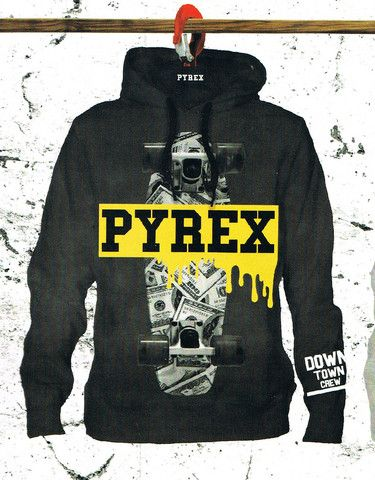 Pyrex Italian Limited edition hoodie