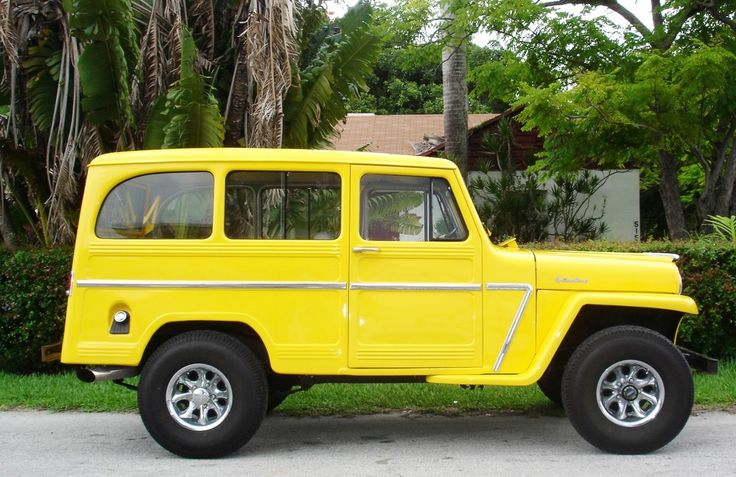 1962 Jeep Willys Wagon, I am in love with this willys, we will have one some day