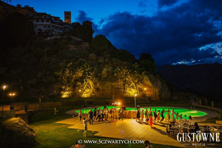 Wesele na Sycylii / Wedding party in Sicily