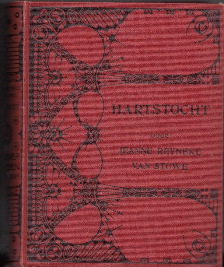 """Hartstocht. Oorspronkelijke Haagsche roman ('s-Gravenhage, 1899). Hier derde dr. Eerste zin: """"Toen in de oplevende straat de dag-drukte weer begon, werd Felix wakker."""""""