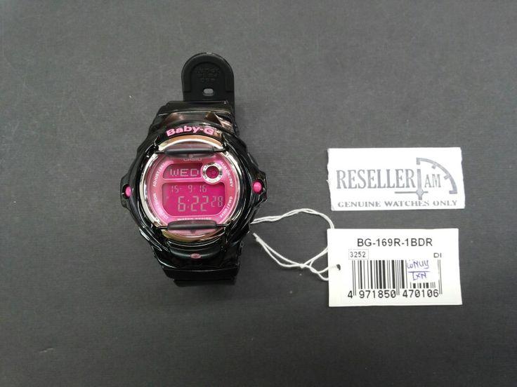 Casio Baby-g BG-169R-1B