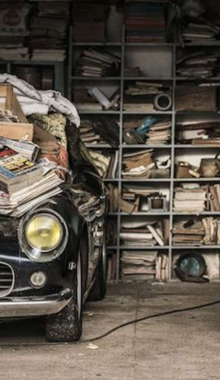 The Ultimate Barn Find 60 Rare Vintage Cars Found Rotting After 50 Years In